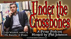 Interview with author Colin Woodard on his book The Republic of Pirates on how the book came to be and how #pirates reflect the beginning of Democracy and American culture.