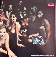 "Jimi Hendrix Experience, The ‎– Electric Ladyland ""Purple Vinyl"" Electric Ladyland, Rare Records, Wall Of Sound, Concept Album, Jimi Hendrix Experience, Dope Music, Psychedelic Rock, Merman, Compact Disc"