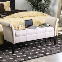The Gray Barn Alroy Downs Fabric Storage Accent Bench Fabric Storage Ottoman, Tufted Storage Bench, Bed Bench, Seat Storage, Upholstered Bench, Bench With Storage, Furniture Deals, Furniture Outlet, Online Furniture