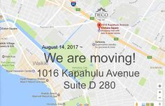 We are moving! Aug 14~ | DECO Clay Craft Academy