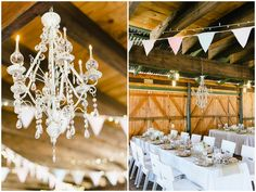 Rosemary Hill Wedding // Blush, Pink and White Vintage-Chic Barn Wedding {Louise Vorster Photography}
