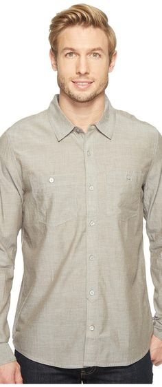 Toad&Co Honcho Dos Long Sleeve Shirt (Jeep) Men's Clothing - Toad&Co, Honcho Dos Long Sleeve Shirt, T2252700-211, Apparel Top General, Top, Top, Apparel, Clothes Clothing, Gift - Outfit Ideas And Street Style 2017