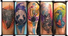 Tattoo by Tattoo Szabi