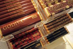 Godiva, which turns 90 in 2016, produces nearly 290 million chocolates per year. Executive Chef Chocolatier Theirry Muret joins Lee Hawkins to discuss how tastes have evolved over time and how he finds inspiration. Photo: Godiva