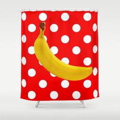 Shower curtain original shower curtain unusual shower by MIKITCHU