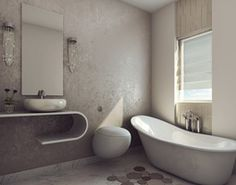Bathroom 3d Model modern bathroom interior 3ds max scene with 3d furniture models
