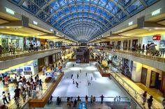 Ice at the Galleria - Houston, TX #Yuggler #KidsActivities #IceSkating
