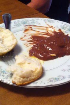 Chocolate Gravy and hot homemade biscuits are the best ever! I already knew this, but never thought to make a lens about it.  Learn the recipe here.