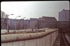 vintage everyday: Color Photographs of Berlin in February 1982
