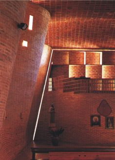 Iglesia del Cristo Obrero (Obra de cáscara de doble curvatura) 1952 - 1958 Eladio Dieste