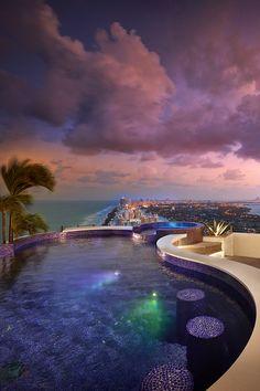livingpursuit:  View from Akoya Penthouse |Pepe Calderin Design