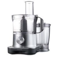 Kenwood Vertical Food Processor Compact Plus Multipro Compact Food Processor is just perfect if you've a small kitchen and ins. Kenwood Food Processor, Food Processor Reviews, Robot Kenwood, Filter Coffee Machine, Domestic Appliances, Coffee Uses, Blenders, Brushed Metal, Meals For One