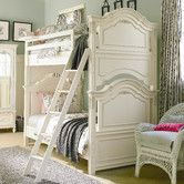 Found it at Wayfair - Gabriella Twin over Twin Bunk Bed with Ladder