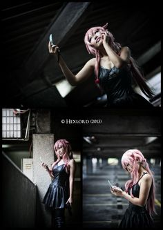Gasai Yuno from Future Diary