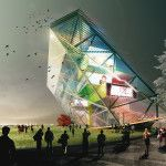 Long Island Cinema Centre Competition | Various Architects