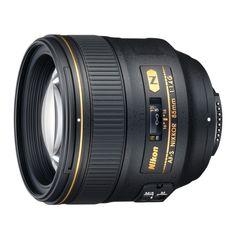 Nikon AF-S NIKKOR 85mm f1.4G Lenses