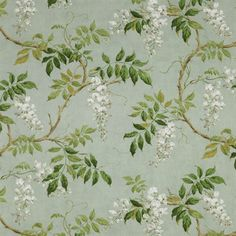 Chinese Peony Rose by Lee Jofa Fabric Verdmont Linen Thailand Medium Horizontal: inches and Vertical: inches 53 inches - Fabric Carolina - Floral Upholstery Fabric, Gold Fabric, Drapery Fabric, Green Fabric, Floral Fabric, Curtains, Chair Fabric, Fabric Decor, Illustration Blume