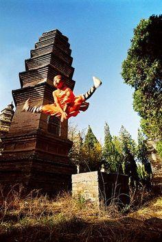 ShaoLin Kungfu, Chinese martial art http://www.interactchina.com/tailor-shop/