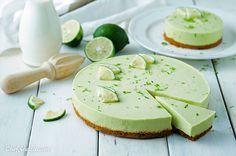 Avocado-Lime Cheesecake1