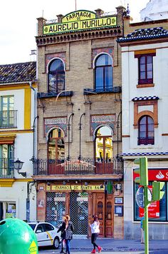 Sevilla: Triana, Spain
