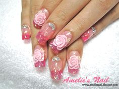 Bridal Nails by Amelie's Nails