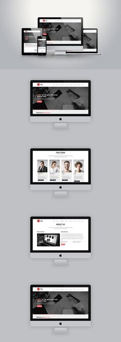 HTML 5 Landing Page. HTML/CSS Themes. $16.00