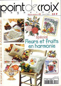 Point de Croix Magazine Hors-Série - №8