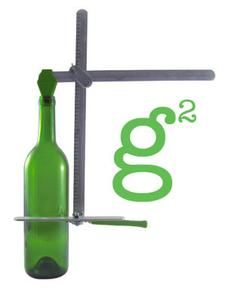 Just for reference, this is the bottle cutter we use. It works wonderfully. Generation Green (g2) Bottle Cutter. However, we use the tea kettle and cold water method.