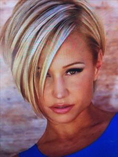Stay stylish with Godfather style inspirations. Godfather style presents 25 Trending Short layered haircuts ideas that you should try. Short layered haircuts can be done on any kind of hair … Layered Haircuts For Women, Cute Hairstyles For Short Hair, Popular Haircuts, Bob Hairstyles, Haircut Short, Layered Hairstyles, 2016 Haircut, Blonde Haircuts, Trendy Hairstyles