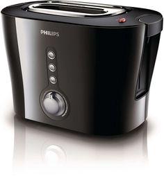 Philips Pop-up Toaster (Black) Pop Up Toaster, Fett, Kitchen Appliances, Discount Coupons, Black, Diy Kitchen Appliances, Home Appliances, Black People, Kitchen Gadgets
