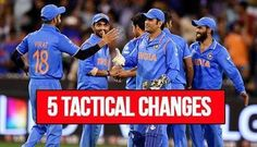 5 ways that India can beat Australia in the One day International series