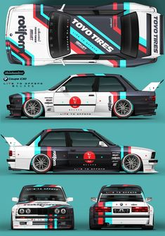 Sport Cars, Race Cars, Street Racing Cars, F1 Racing, E36 Coupe, Bmw Design, Racing Car Design, Top Luxury Cars, Tuner Cars
