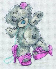 tatty teddy cross stitch patterns free - Google zoeken
