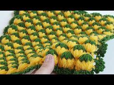 Baby Knitting Patterns, Hand Knitting, Crochet Patterns, Knitted Baby Clothes, Crochet Scarves, Crochet Designs, Easy Crochet, Crochet Stitches, Fingerless Gloves