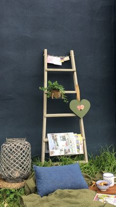 Reciclar una escalera de madera | Bricolaje