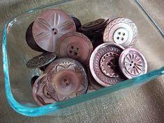 Michelle Palmer: antique buttons