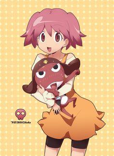 Giroro and Natsumi - wieareyou: asfsffhd I still love this pairing ...
