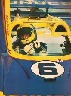 Mark Donohue • Porsche 917/30