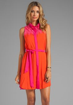 Orange with pink anyone? | Color - Orange with Pink | Pinterest ...