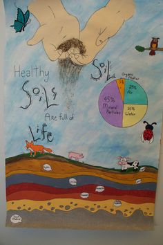 Image result for soil and water conservation poster ideas Soil And Water Conservation, Poster Ideas, Image, Soil Conservation