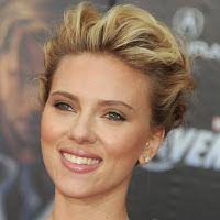 Scarlett Johansson Make Up
