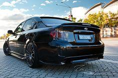 Subaru Legacy GT JDM Rear Bumper Vents