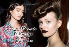 Μαλλια Φθινοπωρο Χειμωνας 2016 2017: Δες τις Νέες Τάσεις του Χειμώνα Fall Winter, Hair, Movies, Fashion Trends, Films, Cinema, Movie, Film, Movie Quotes