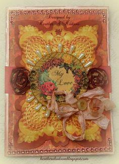 My Love  by Heather Hudson  for Gecko Galz  30 Days of Valentines