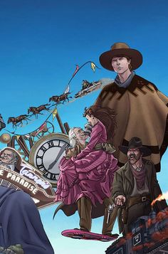 Back To The Future by Dan Schoening [©2015]
