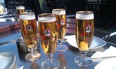 Beer, Tableware, Glass, Root Beer, Ale, Dinnerware, Drinkware, Tablewares, Corning Glass