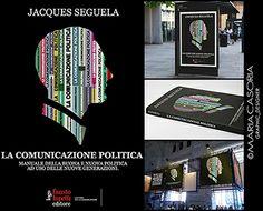 COPERTINA LIBRO Jacques Séguéla .Graphic. © Maria Marilena Casoria Graphic. Contest: Copertina del Nuovo Libro di Jacques Séguéla di Lupetti Editore.
