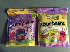 Mommy's Favorite Things: YumEarth Easter Sour Beans Review & Giveaway