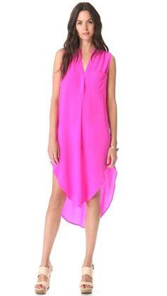Pink Ellen Dress by ONE by Otte
