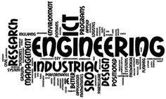 colage de lo que conforma un perfil de ingeniero industrial